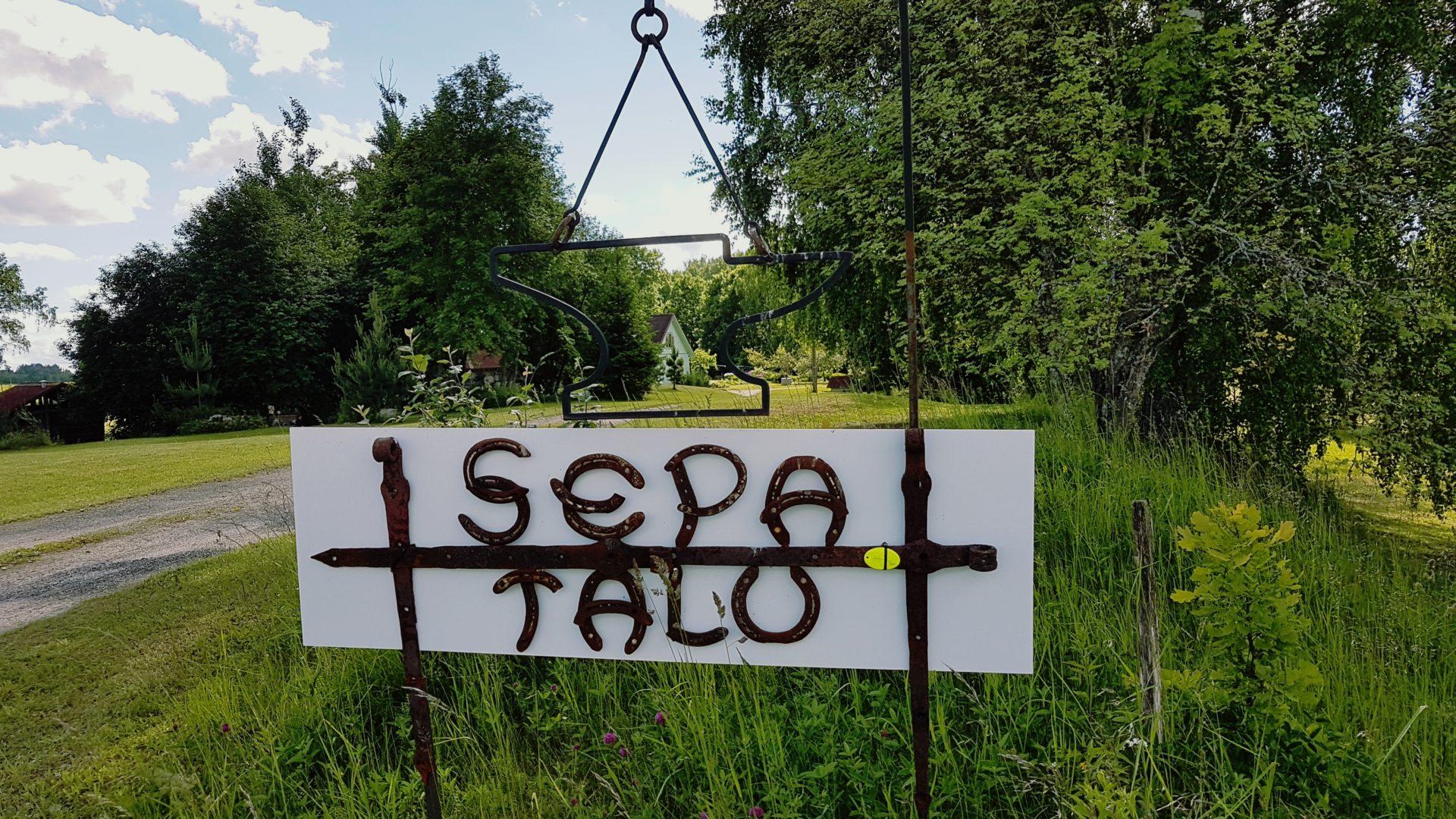 Permalink to: Sepa Talu