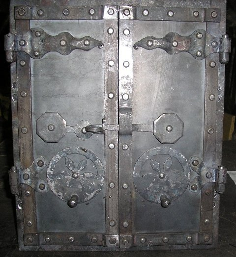 Ahju uks