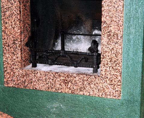 Kamina klaas uks